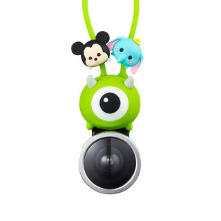 InfoThink TSUM TSUM Ultra Wide Angle 3-in-1 Mobile Phone Lens Clip - Big Eyes