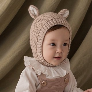 Happy Prince Judis Nubo Bear Baby Hat Warm Baby Hat