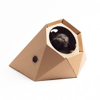 Hulumao Barnacle Cat House