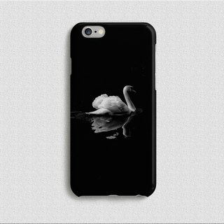 Phone Case | moonlight swan Moon Swan design by dragging draft king | Z999CC002