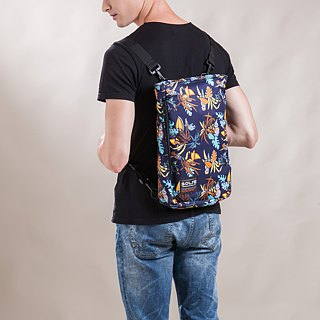 "SOLIS [ Paradise Series ] 10"" Tablet bag(Tropical Orange)"