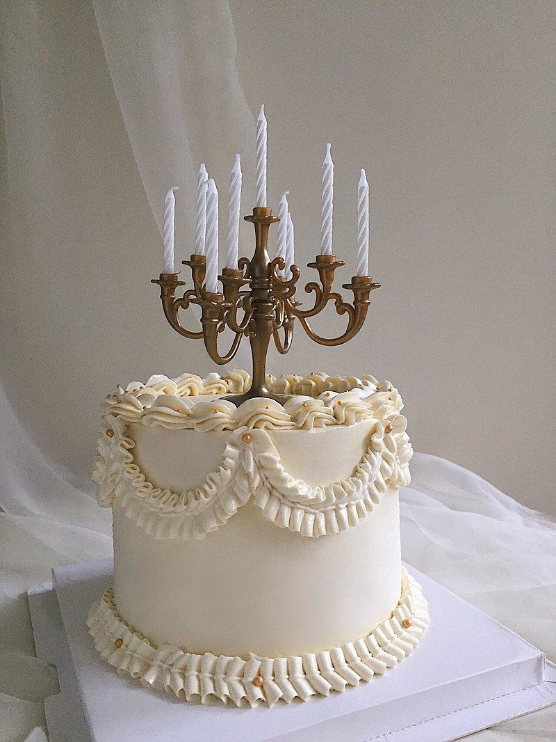 【MSM】燭台蛋糕 生日蛋糕