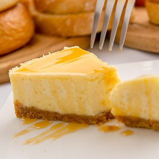 Mr. Butter Cafe Mr. Cream Classic New York Cheesecake 6吋