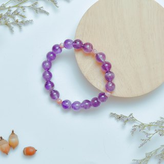 Suddenly (Bracelet Series) Amethyst (10mm) - Spirituality/Wisdom