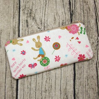 Large Zipper Pouch, Pencil Pouch, Gadget Bag, Cosmetic Bag (ZL-66)
