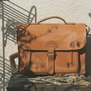 Leather bag _B040