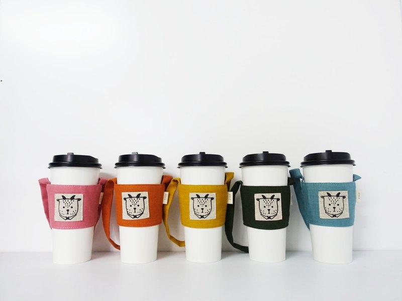 環保飲料提袋  2入一組  10色