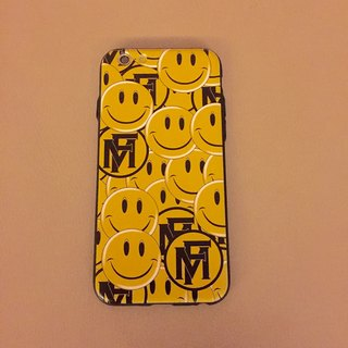 "Flame ""Smile"" Phone Case"