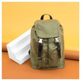 I'm Peter Peter - Front pouch pocket backpack - Green