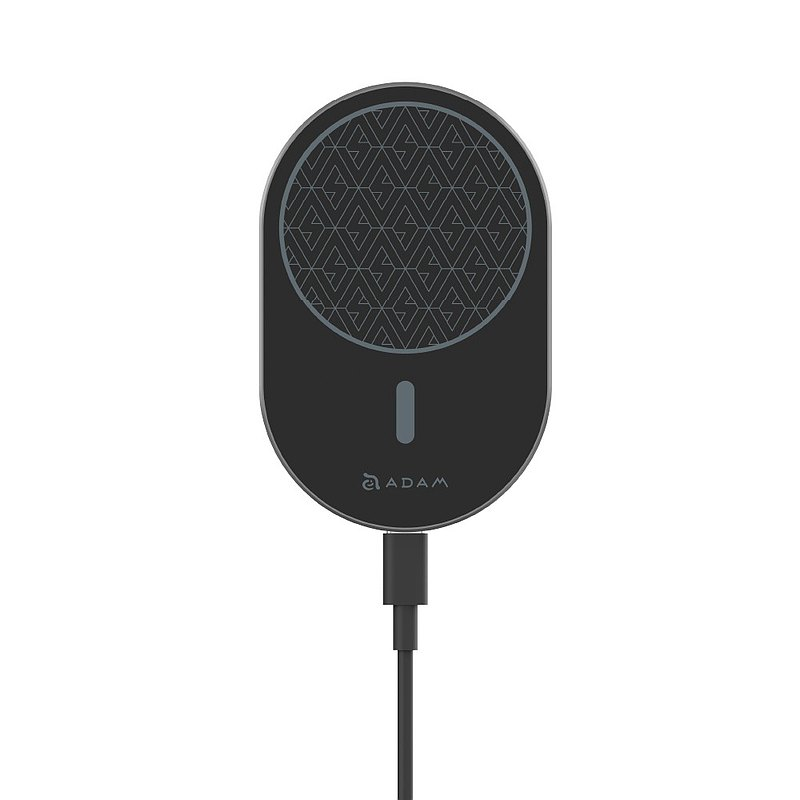 ADAM 亞果元素 OMNIA C2車用磁吸快充充電器 iPhone 12全系列專用