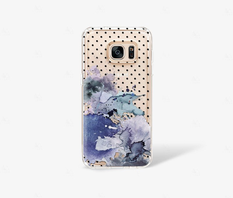 the latest 70e93 8ed36 Watercolor iPhone 7 Case Clear iPhone 8 Case Clear iPhone 7 Plus Case  iPhone 6S