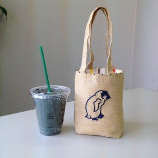 Cafe bag Penguin Minitoto