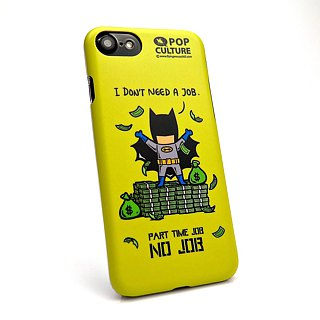 Hero Part-time Series NO JOB Mobile Shell (iphone7/8)