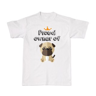 Proud Dog Owners Tees - Pug