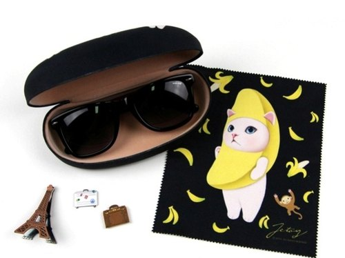 JETOY, sweet cat sun glasses case _Nanachoo J1701303