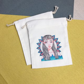 Drawstring Nora Storage/Gift/Place/Constellation