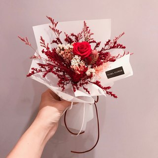 floraflower Bouquet Eternal bouquet Customized Christmas gift Valentine's Day bouquet Korean Bouquet Wedding