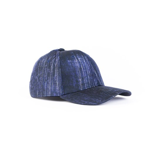 Baseball Cap - Navy Splash