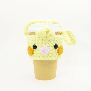 Cockatoo / Cup Set / Beverage Bag