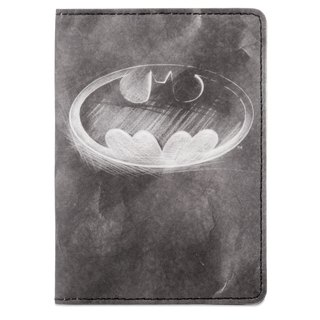 Mighty Passport Cover Passport Set - Batman
