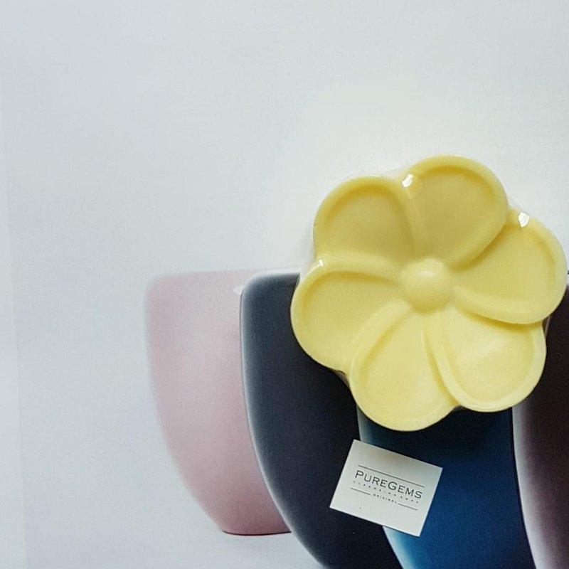 綻放 花的皂 盛開 純淨 手工皂 禮盒