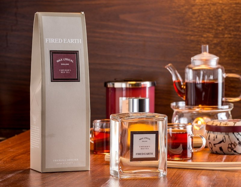 British Fragrance Fired Earth Series Royal Black Tea