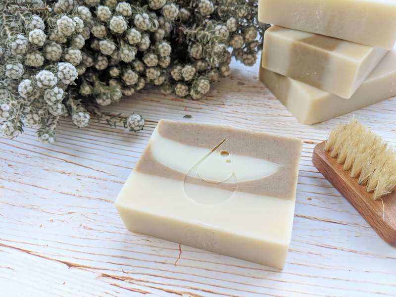 Peaceful Soap [Bai Suzhen] - wormwood and hand-regulated essential oils, suitable for all skin types
