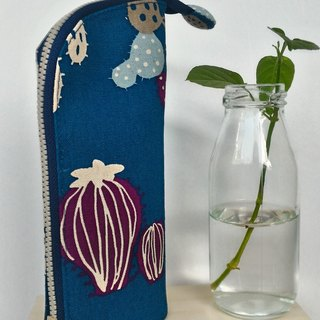 Cactus upright pencil case - graduation day exchange gift