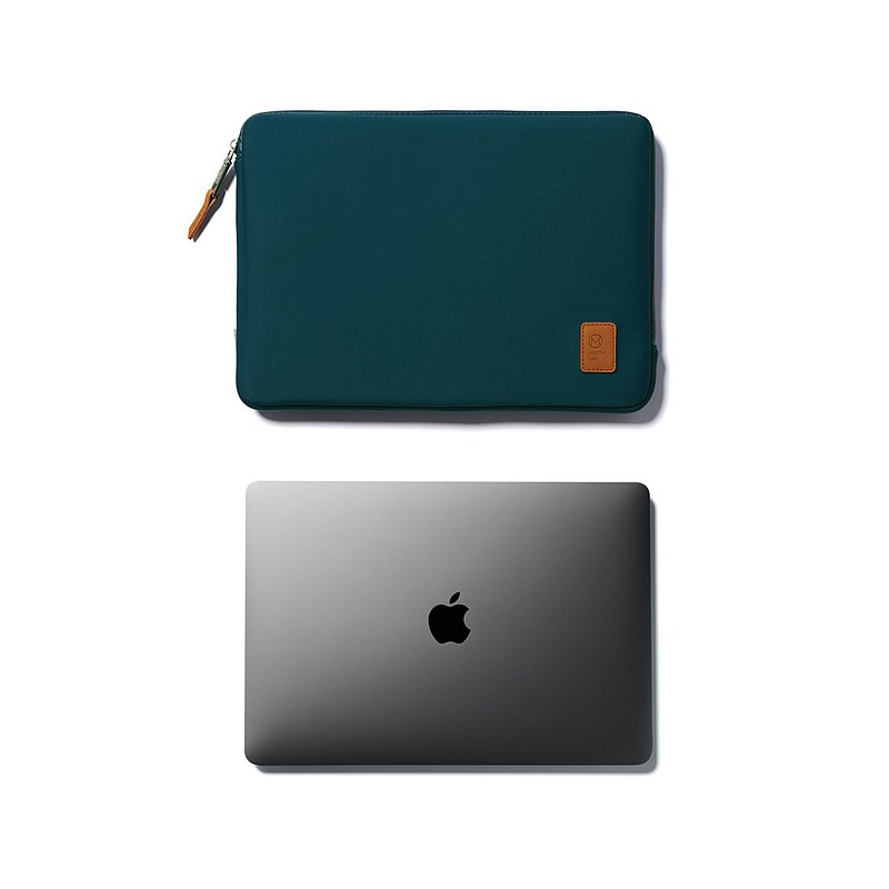 CÂPRE Macbook 13.3 inch protective bag-Neil Blue