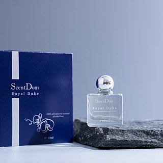 Grand Mercure oil perfume _Royal Duke_10ml