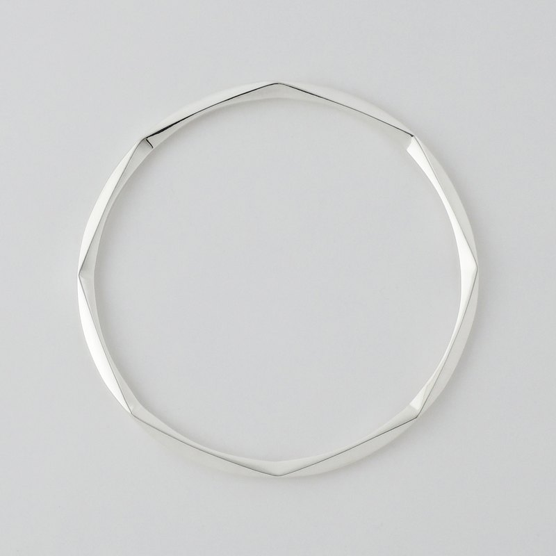 hakka Bangle = silver 925 bangle =