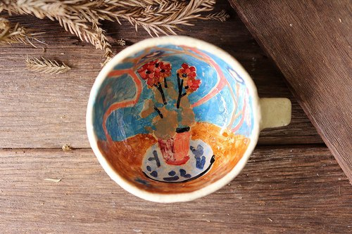 Ceramic Coffee Cup