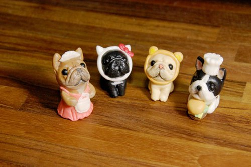 Pet doll 4-5cm doll customized doll dog doll customized