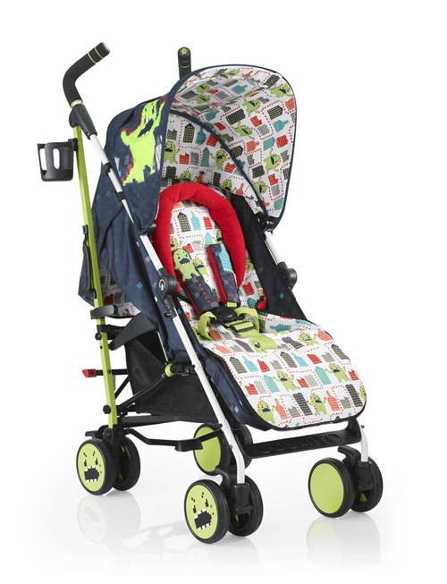 Cosatto Supa Stroller – Monster Arcade