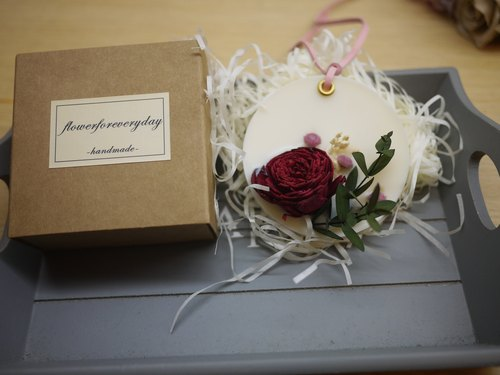 ♥ ♥ Flower daily soy wax fragrance diffuser fragrant roses brick / wax bar / Jasmine / Valentine's Day / birthday gift