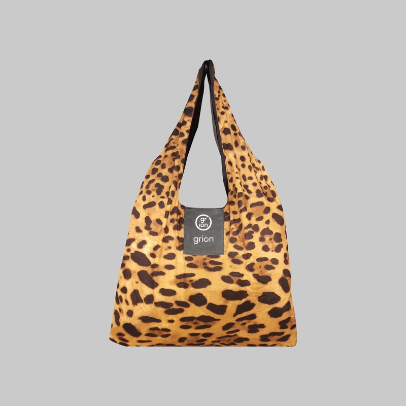 grion bag - Shoulder dorsal subsection (S) - Limited funds - Deep Leopard