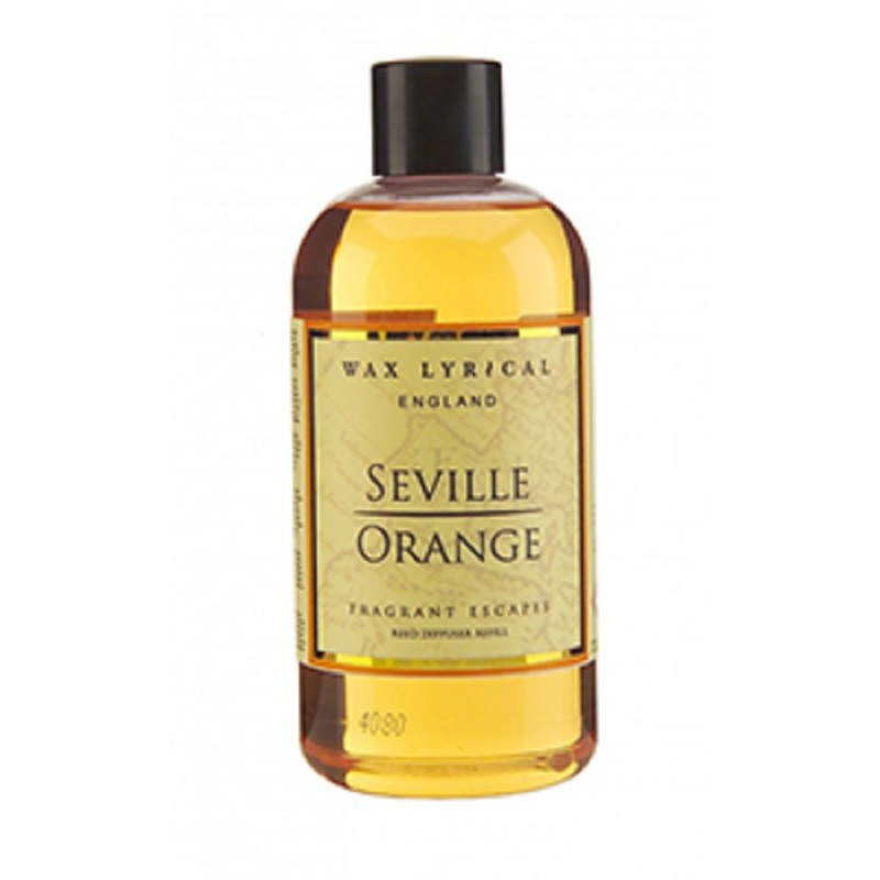 British Fragrance Bottle Viola Citrus 250ml