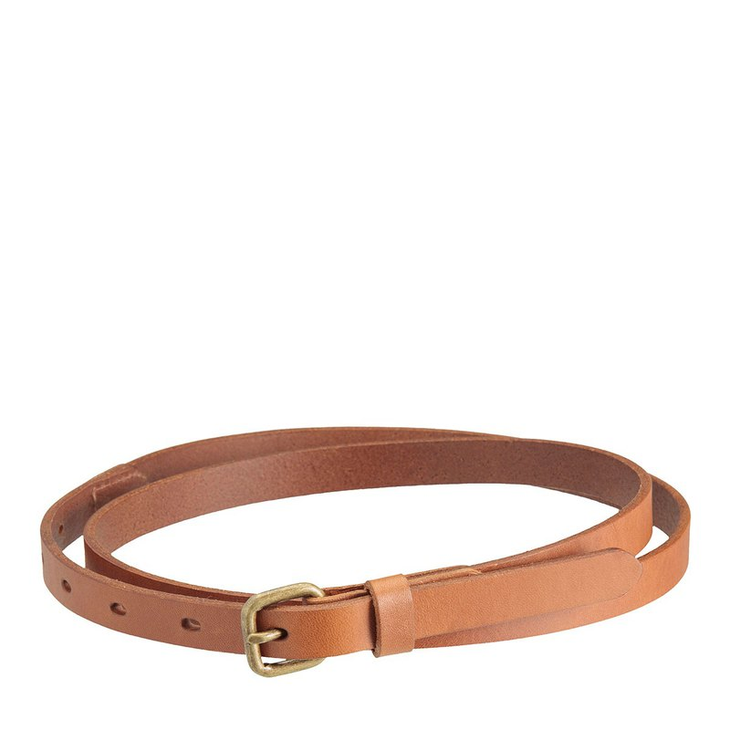 ONLY LOVERS LEFT Belt_Tan / Camel