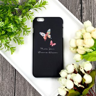 Dream - Xuanzai Butterfly - iPhone / Samsung, OPPO, HTC, Sony original phone case / protective cover