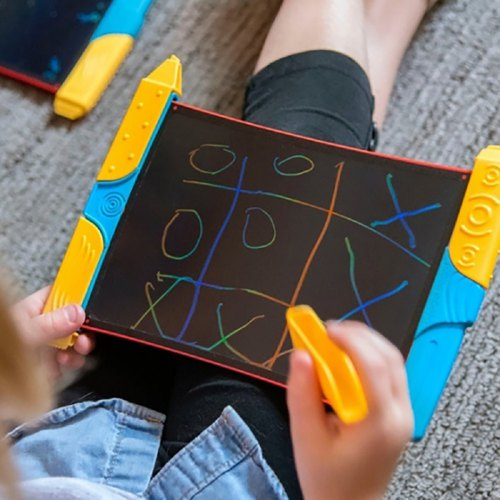 Boogie Board Scribble n 'Play children color graffiti handwriting board