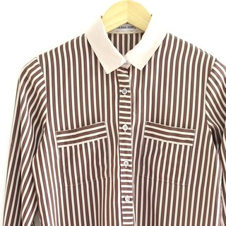 │Slowly│ Retro Straight Line - Vintage Shirt │vintage. Retro. Literature. Made in Japan