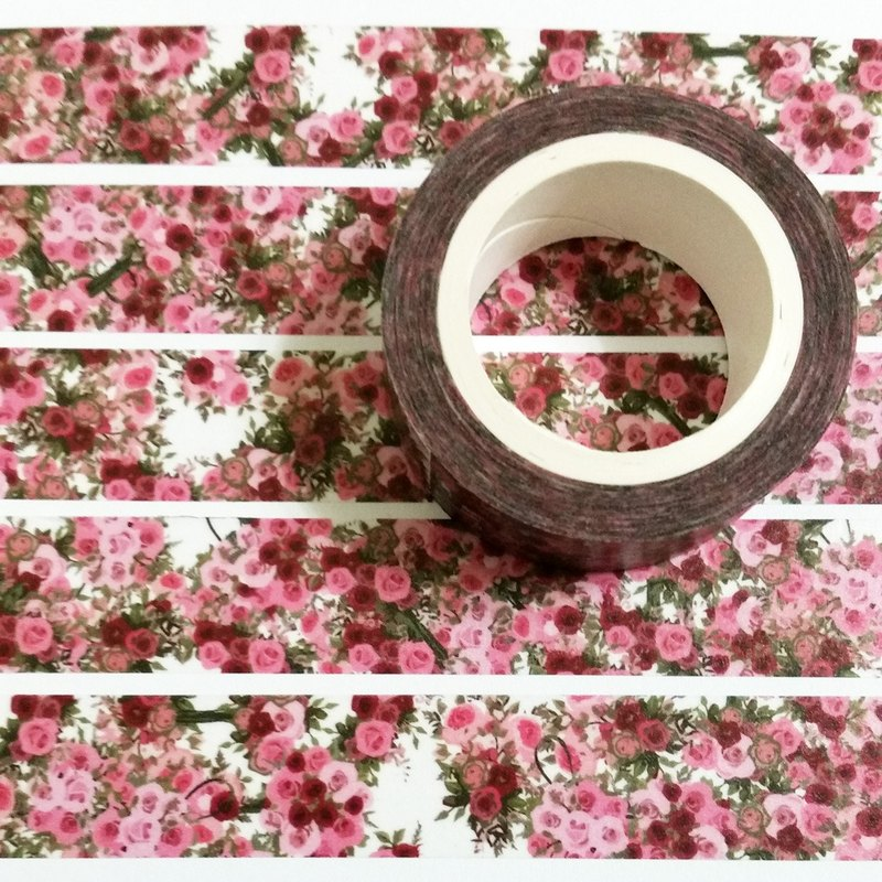 Masking Tape Dream Rose
