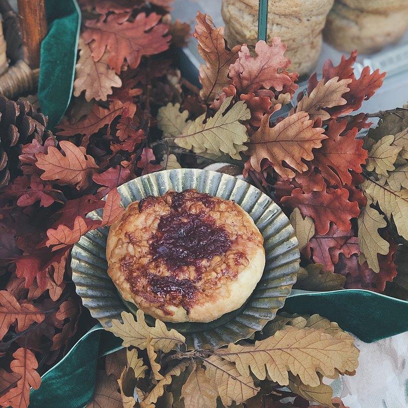 英式鬆餅司康/scone|草莓花生無違和、咖啡乾酪杏仁脆片、藍莓3.0