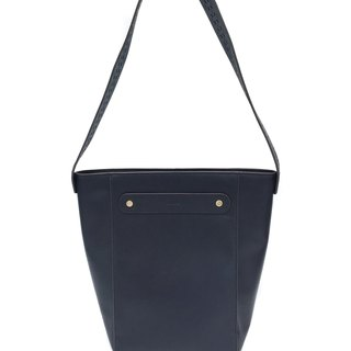 Isabelle Shoulder Bag - Navy