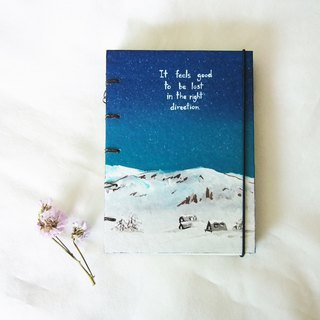 Beautiful Nature.Notebook Handmadenotebook Diary 筆記本 journal