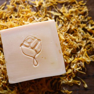 Royal muscle calendula honey handmade soap