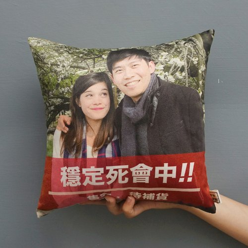 FunPrint【customize】Couple Pillow Valentine's Day  recommend