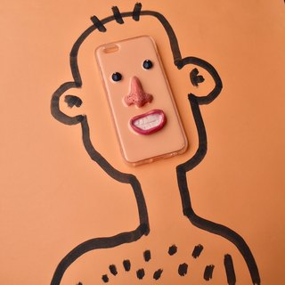 HAPPY FACE PHONE CASE
