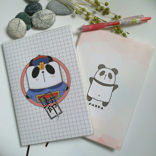 Hong Kong original [Panda notebook]