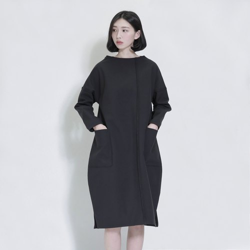 Offshore Offshore Slim Dress _7AF108_Black
